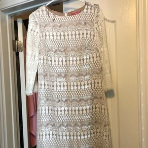 Beautiful Crotchet dress